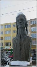 "Photo: Turda - Grupul statuar ""Horea Closca si Crisan"", detaliu - 2018.02.28"