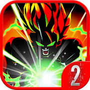 Dragon Shadow fight: Saiyan goku warrior Goku