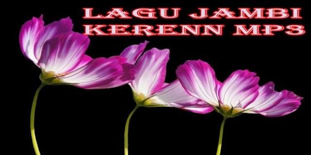 Lagu Daerah Jambi Keren - náhled