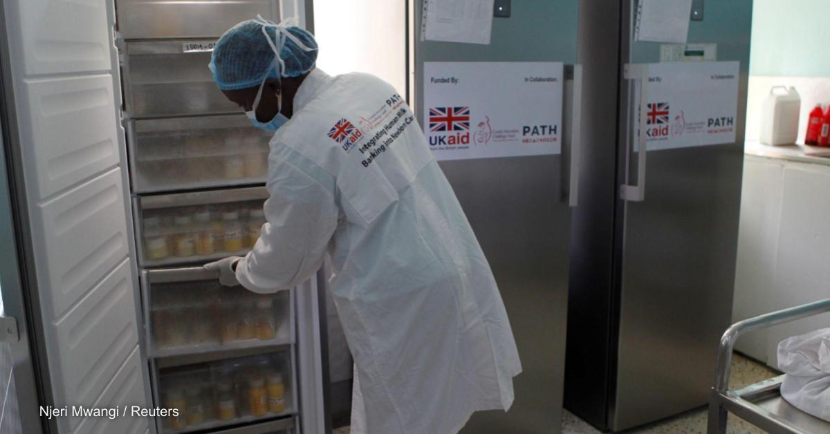 New virtual network brings together global milk banks