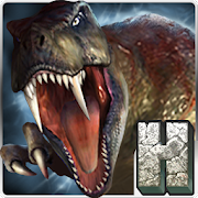 Hungry Dino : 3D Jurassic Adventure MOD APK 2.1.5 (Free Purchases)