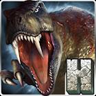 Hungry Dino : 3D Jurassic Adventure icon