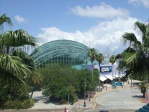Photo: view of the Florida Aquarium