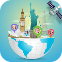 Earth Map Live : GPS Tracking - Voice Navigation APK