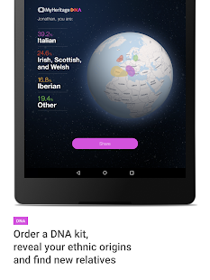 MyHeritage – Family tree, DNA & ancestry search 14