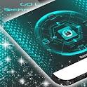 GO Locker Technology Theme icon