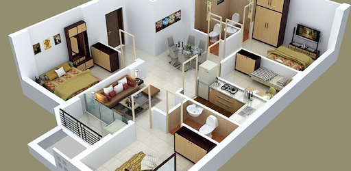 3d home design free apps on google play - Free home design app ...