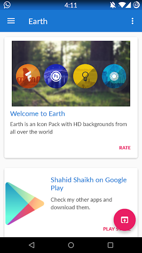 Earth - Icon Pack