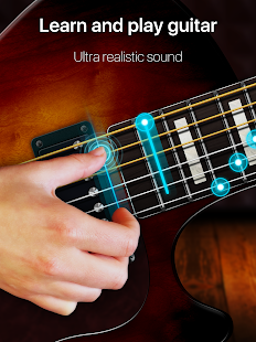 Guitar – play music games, pro tabs and chords! 7