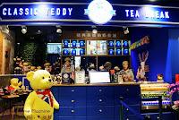 精典泰迪的奶茶舖-新光三越台南小西門店