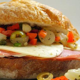 The New Orleans Muffaletta