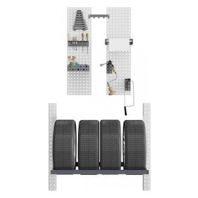 Система хранения Верстакофф гараж в2