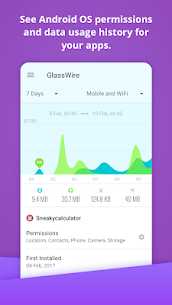 GlassWire Data Usage Monitor Premium v2.0.316r Cracked APK 7