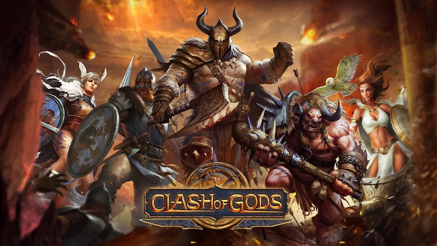 android Clash Of Gods Screenshot 5