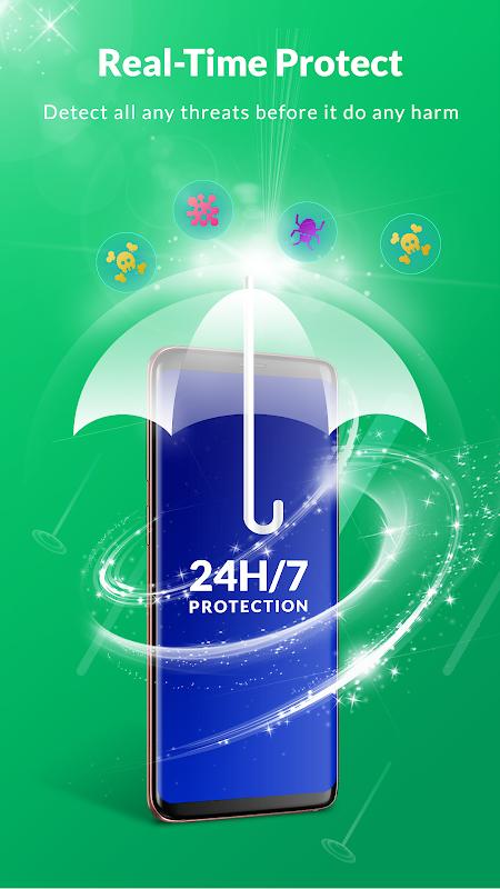 Antivirus & Virus Cleaner (Applock, Clean, Boost) screenshots