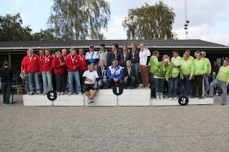 Photo: 2.1 Division Medaljefoto