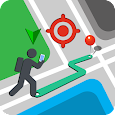 GPS Route Finder : Navigation icon