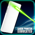 X5 Laser Pointer Simulated