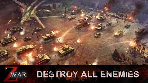 Z War-Zombie Modern Combat 1.71 screenshots 2