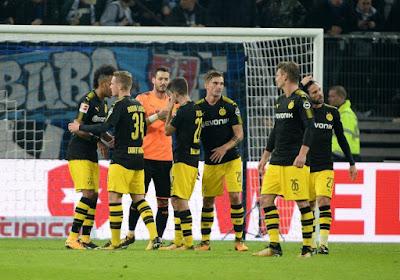 Le Borussia Dortmund écrase Mönchengladbach !