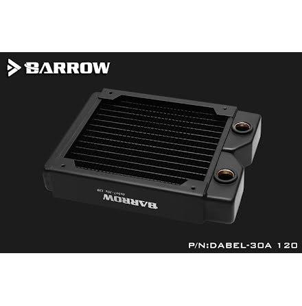 Barrow Dabel-A radiator, 120, 1x120-30