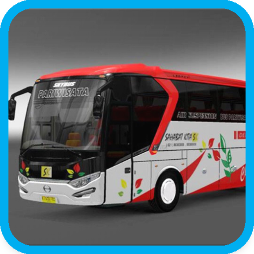 Livery Skin Bus SSID New icon