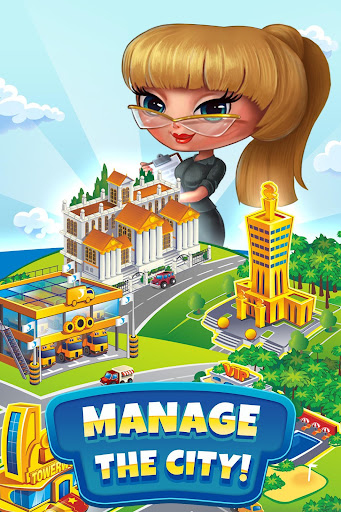 Pocket Tower: Building Game & Megapolis Kings apkdebit screenshots 10