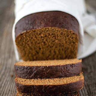Molasses Oat Bread.
