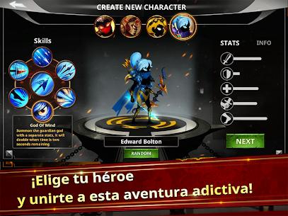 Stickman Legends – Ninja Warriors: Shadow War 10