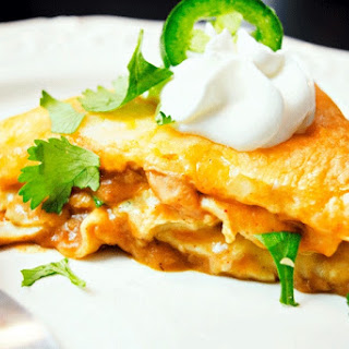 Chicken Flour Tortilla Casserole Recipes.