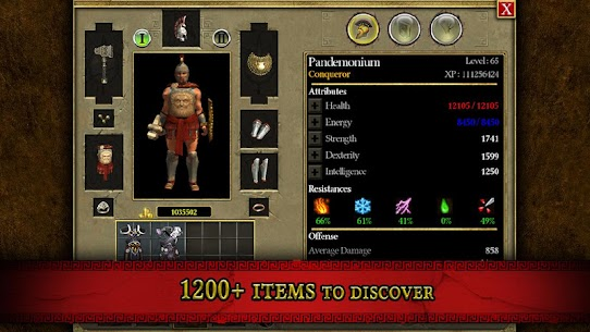 Titan Questm Apk Download For Android and Iphone 5