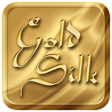 Gold Silk for Samsung J7 icon