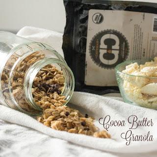 Cocoa Butter Granola.