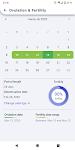 screenshot of My Pregnancy Tracker Week by Week + Due Date