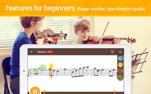 Jameasy for Violin 2.3.3 screenshots 11