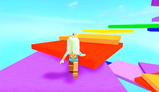 Crazy Cookie Obby Swirl Roblox's Mod