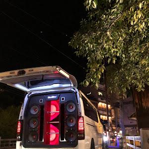 ハイエースバン TRH200V S-GL TRH200V H19年型のカスタム事例画像 kskeさんの2018年07月12日16:38の投稿