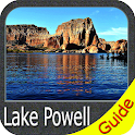 Lake Powell gps fishing charts icon