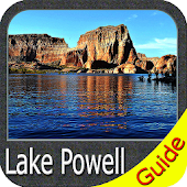 Lake Powell GPS Fishing Charts