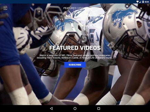 NFL Game Pass International 1.6.6 screenshots 9