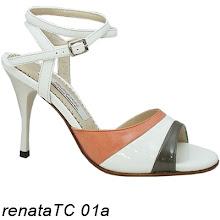 Photo: reanataTC 01a - Talon acrylique fin 8 cm