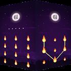 AppLock Theme Fire icon
