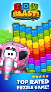 Toy Blast MOD Apk 6665(Unlimited Coins/Lives) 5