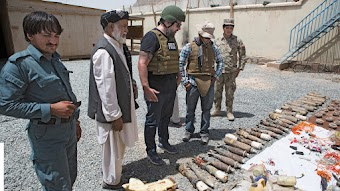 Afghan Money Pit & The Pacification of Rio