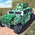 Army Jeep Offroad Outlaws: Snow Runner & Mud Games icon