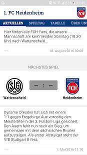 MyFCH - 1. FC Heidenheim