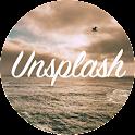 Unsplash for muzei icon
