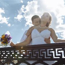 Wedding photographer Vladimir Aziatcev (VladimirNA). Photo of 23.09.2017