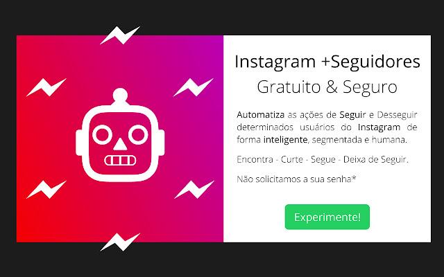 +Seguidores no Instagram | Follow & Unfollow