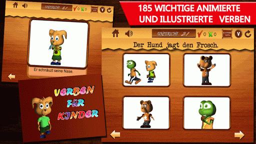 Verben für Kinder-Teil2 German
